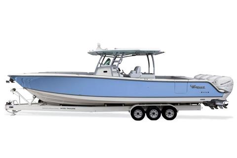 2018 Mako 414 CC Bluewater Family Edition in Harriman, Tennessee