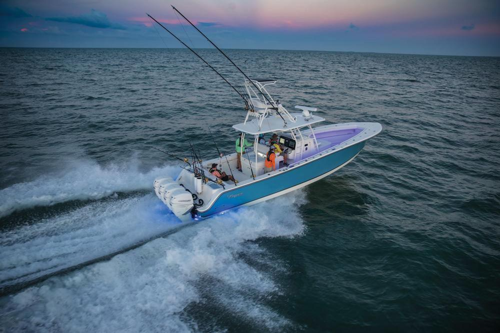 2018 Mako 414 CC Sportfish Edition in Harriman, Tennessee