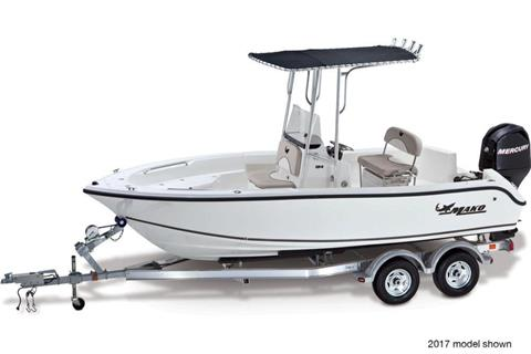 2018 Mako 184 CC in Harriman, Tennessee