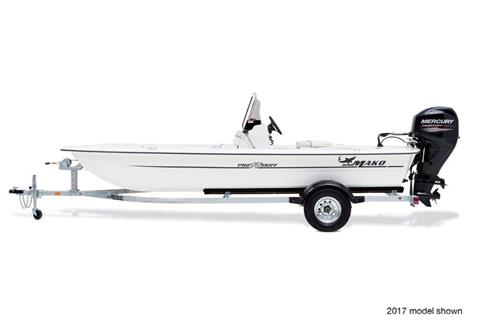 2018 Mako Pro Skiff 17 CC in Holiday, Florida