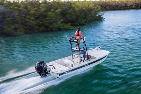 2018 Mako Pro Skiff 19 CC Top Drive in Holiday, Florida