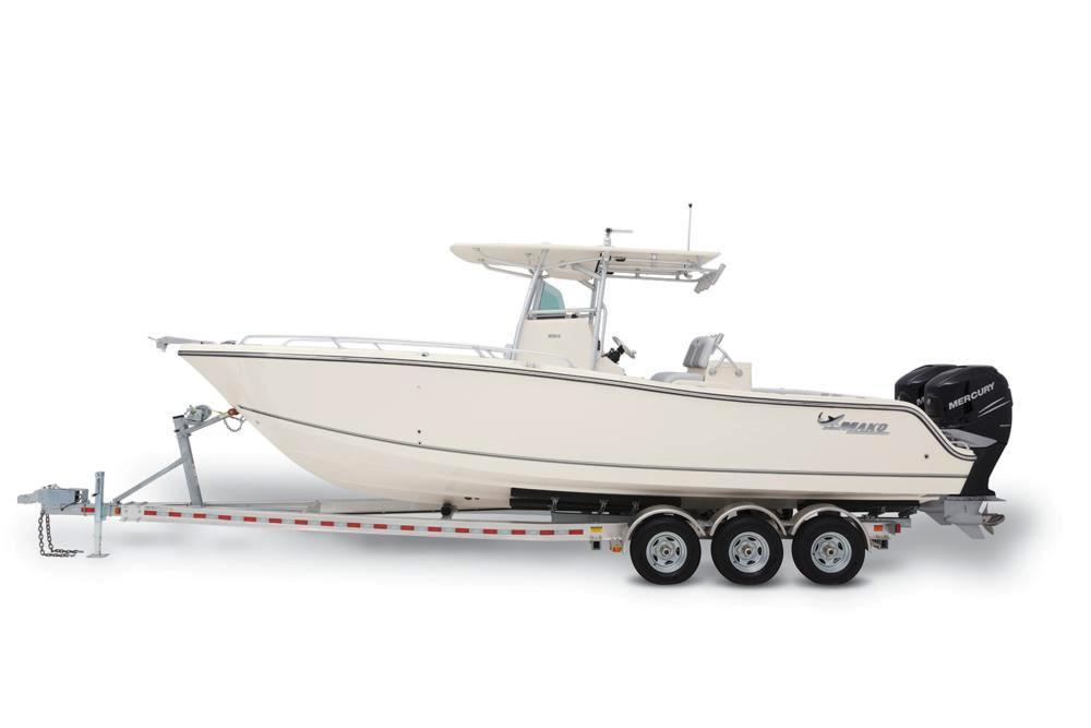 2019 Mako 284 CC in Holiday, Florida