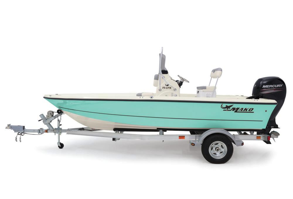 2020 Mako 19 CPX in Waco, Texas - Photo 18