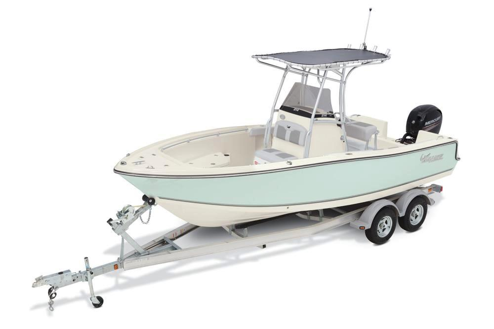 2020 Mako 214 CC in Eastland, Texas - Photo 1