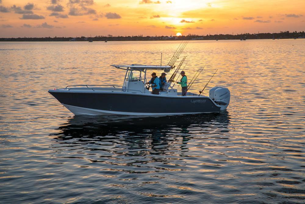 2020 Mako 284 CC in Eastland, Texas - Photo 3