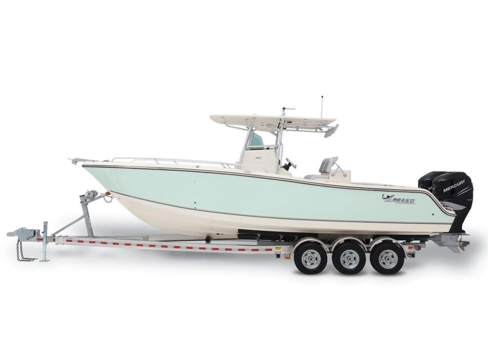 2020 Mako 284 CC in Eastland, Texas - Photo 17