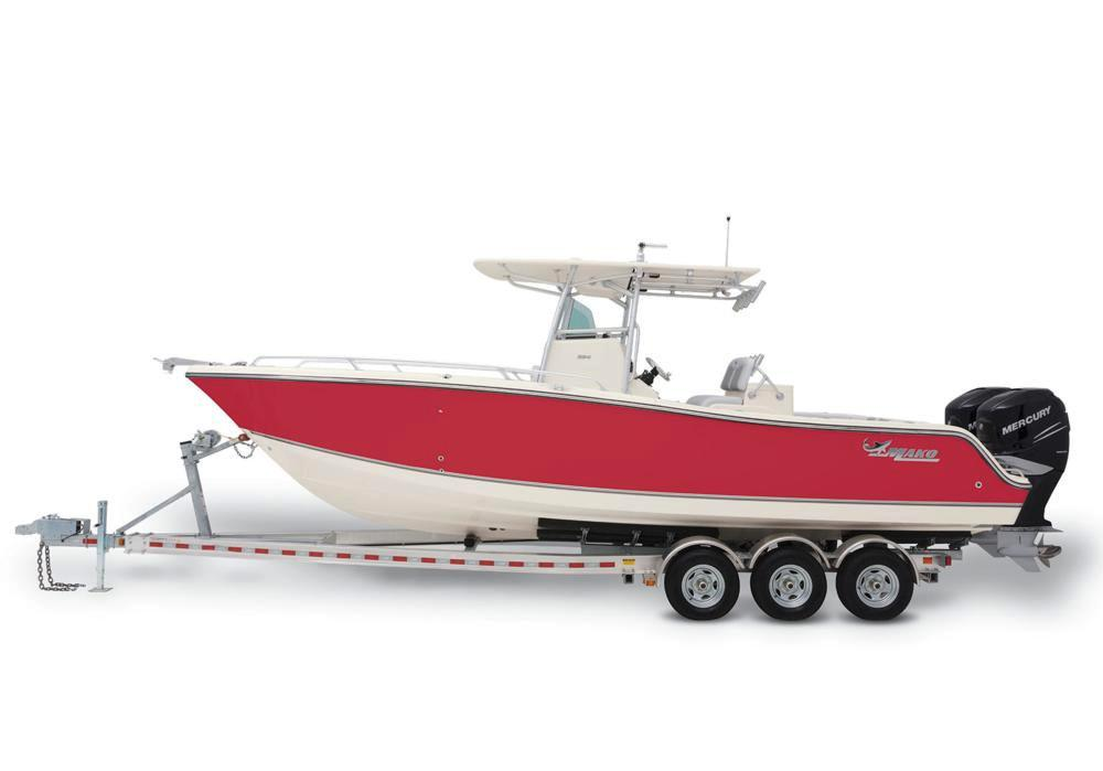 2020 Mako 284 CC in Eastland, Texas - Photo 18