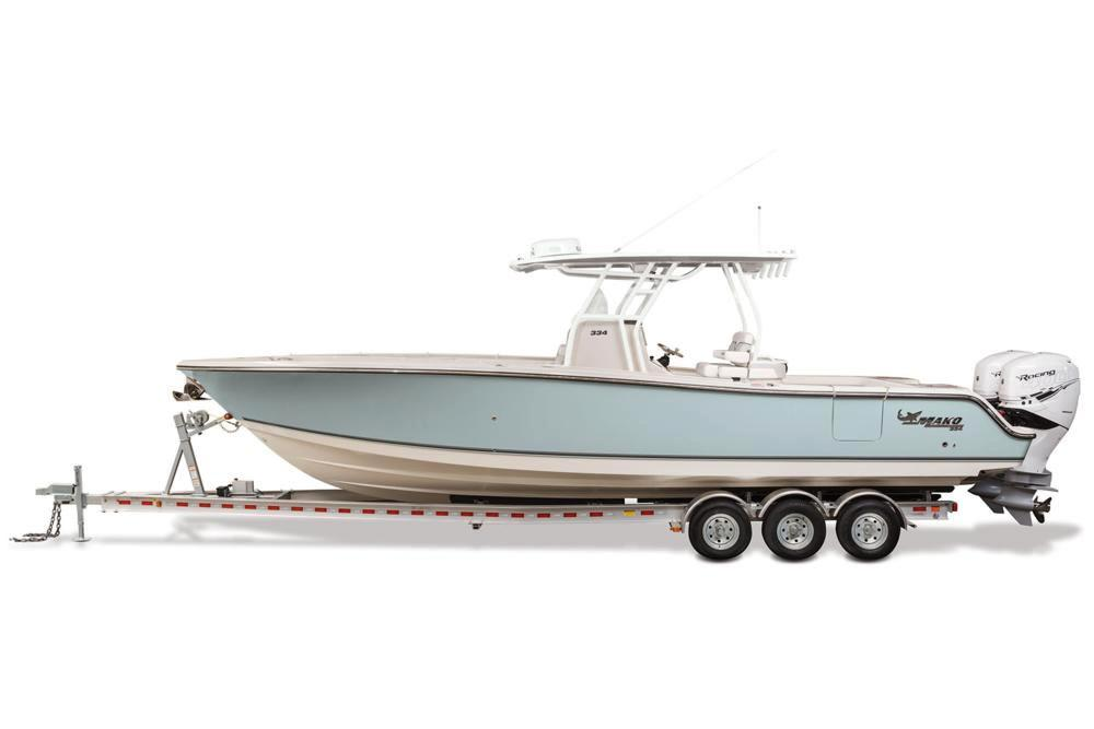 2020 Mako 334 CC in Eastland, Texas - Photo 4