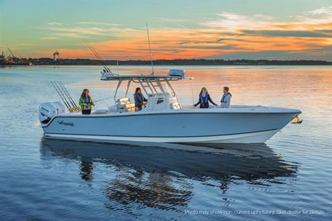 2020 Mako 334 CC Family Edition in Rapid City, South Dakota - Photo 3