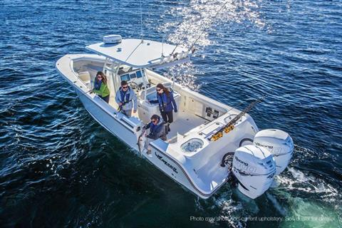 2020 Mako 334 CC Family Edition in Rapid City, South Dakota - Photo 7