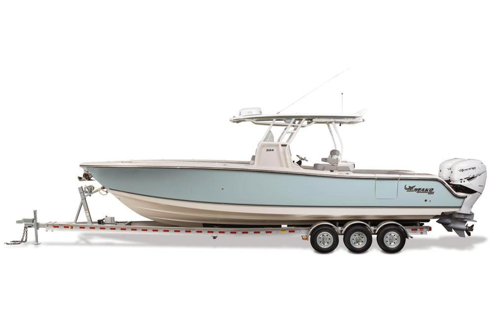 2020 Mako 334 CC Family Edition in Rapid City, South Dakota - Photo 28