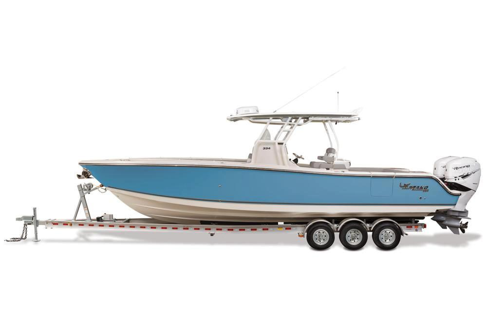 2020 Mako 334 CC Family Edition in Rapid City, South Dakota - Photo 30