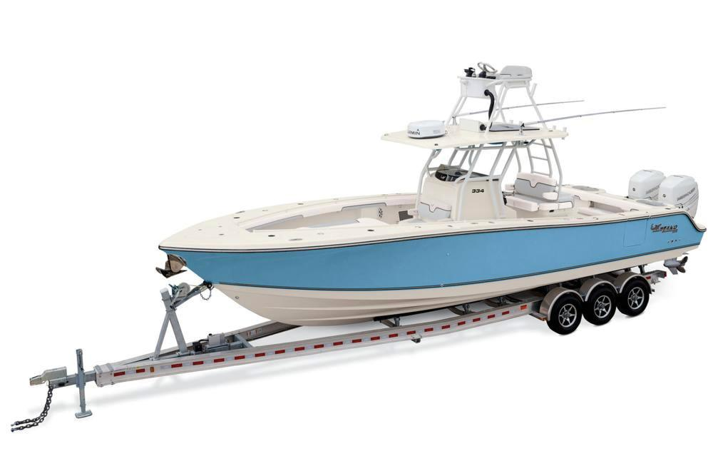 2020 Mako 334 CC Sportfish Edition in Eastland, Texas - Photo 1
