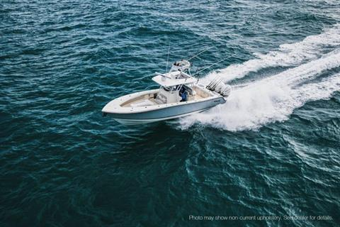 2020 Mako 334 CC Sportfish Edition in Eastland, Texas - Photo 4