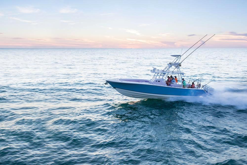 2020 Mako 334 CC Sportfish Edition in Eastland, Texas - Photo 7