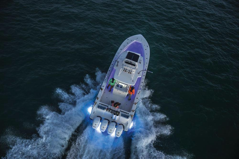 2020 Mako 334 CC Sportfish Edition in Eastland, Texas - Photo 8