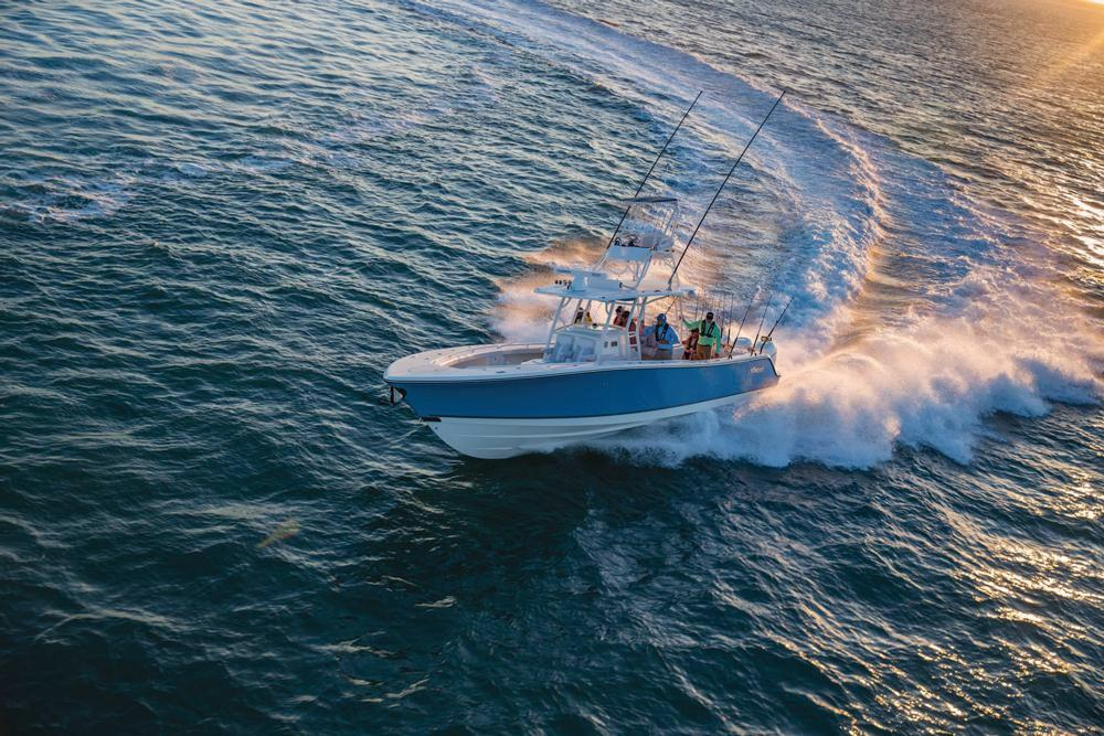 2020 Mako 334 CC Sportfish Edition in Eastland, Texas - Photo 11