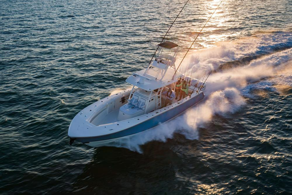 2020 Mako 334 CC Sportfish Edition in Eastland, Texas - Photo 13