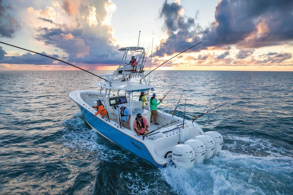 2020 Mako 334 CC Sportfish Edition in Eastland, Texas - Photo 14