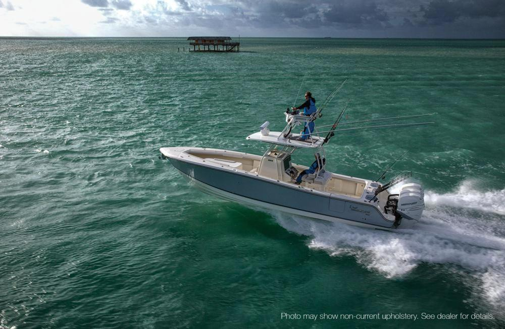 2020 Mako 334 CC Sportfish Edition in Eastland, Texas - Photo 19