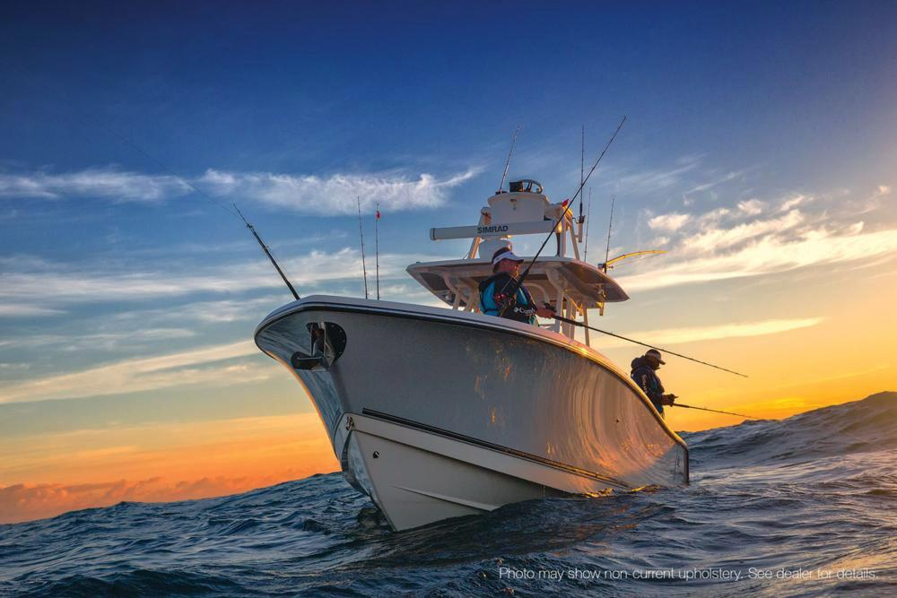 2020 Mako 334 CC Sportfish Edition in Eastland, Texas - Photo 20