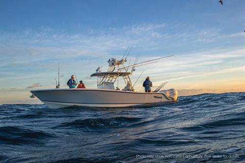 2020 Mako 334 CC Sportfish Edition in Eastland, Texas - Photo 21
