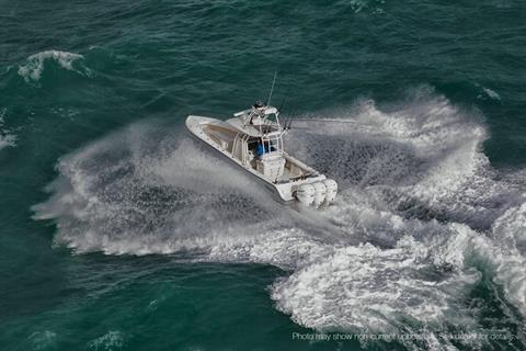 2020 Mako 334 CC Sportfish Edition in Eastland, Texas - Photo 27
