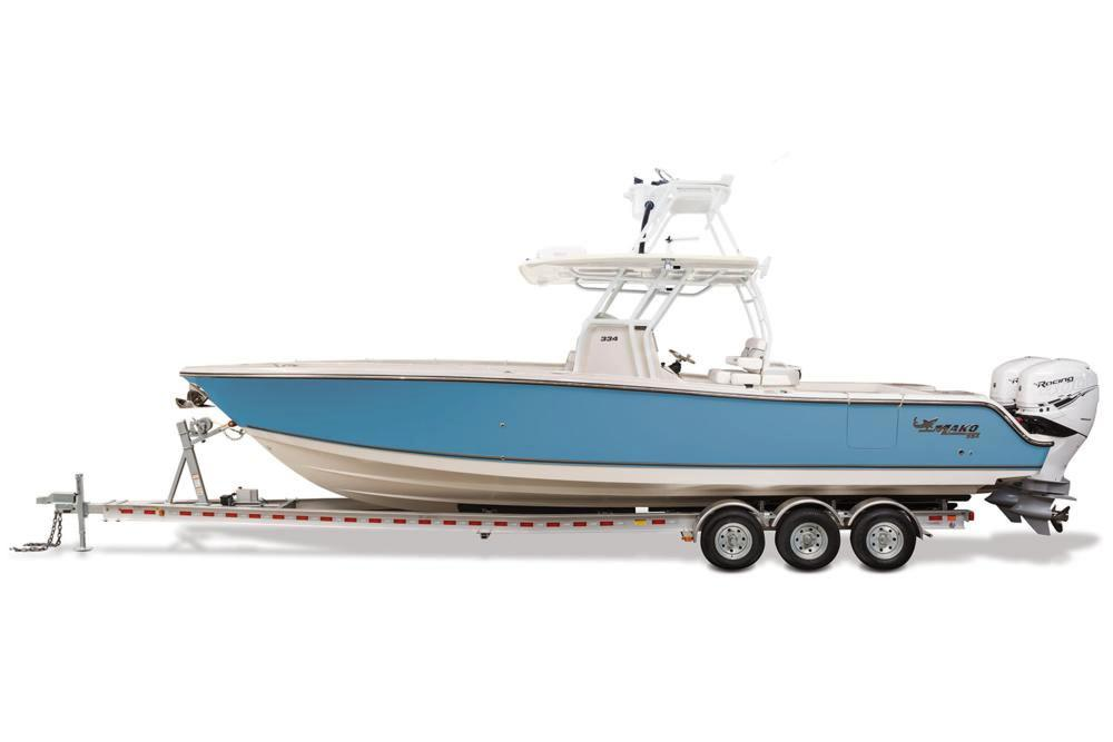 2020 Mako 334 CC Sportfish Edition in Eastland, Texas - Photo 31
