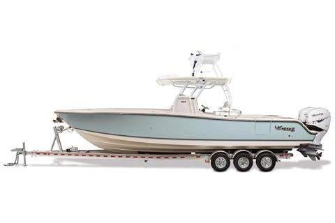 2020 Mako 334 CC Sportfish Edition in Eastland, Texas - Photo 33