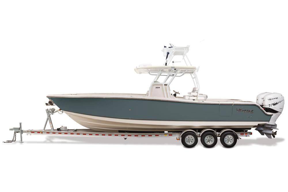 2020 Mako 334 CC Sportfish Edition in Eastland, Texas - Photo 35