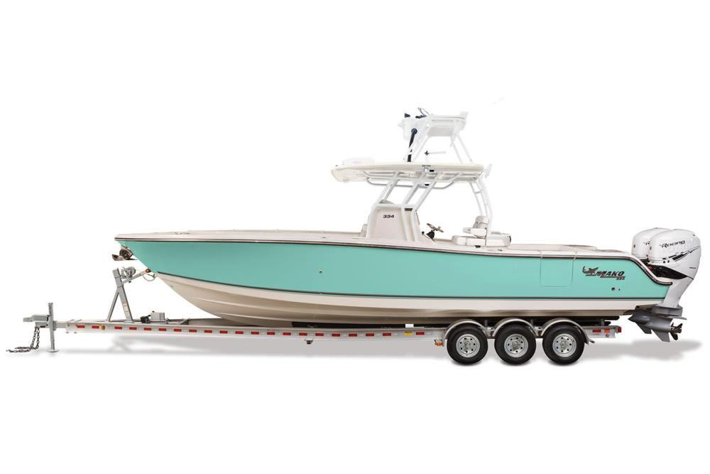 2020 Mako 334 CC Sportfish Edition in Eastland, Texas - Photo 36