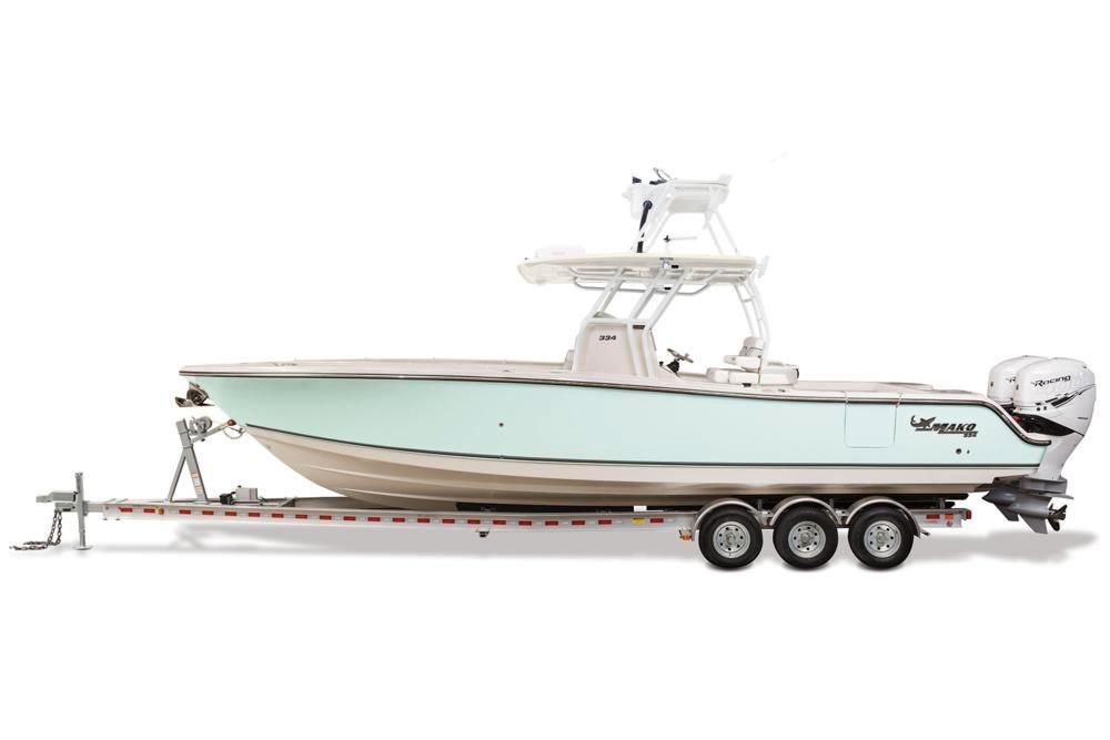 2020 Mako 334 CC Sportfish Edition in Eastland, Texas - Photo 37