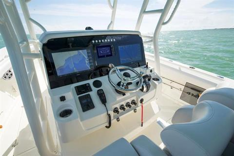 2020 Mako 334 CC Sportfish Edition in Eastland, Texas - Photo 50