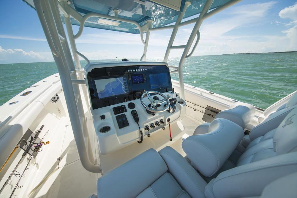 2020 Mako 334 CC Sportfish Edition in Eastland, Texas - Photo 52