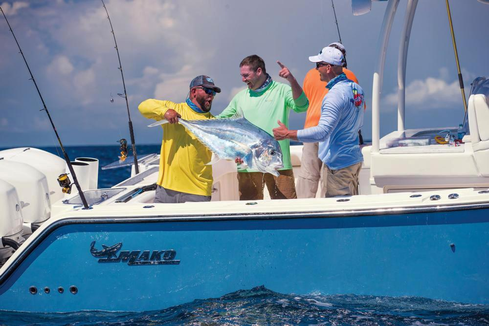 2020 Mako 334 CC Sportfish Edition in Eastland, Texas - Photo 69