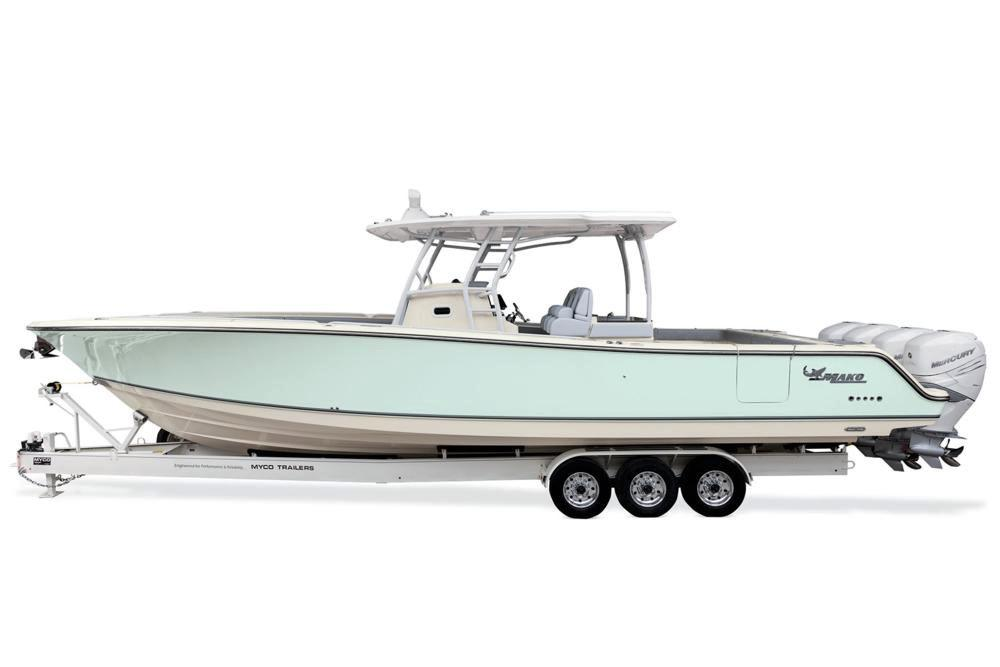 2020 Mako 414 CC in Eastland, Texas - Photo 2