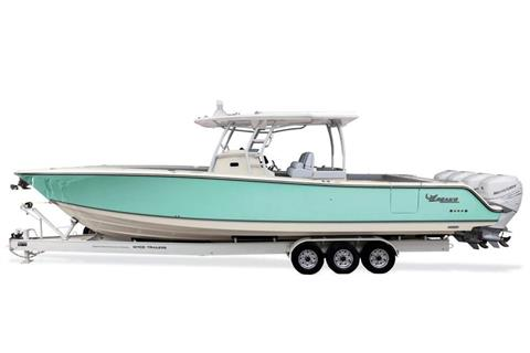 2020 Mako 414 CC in Eastland, Texas - Photo 4