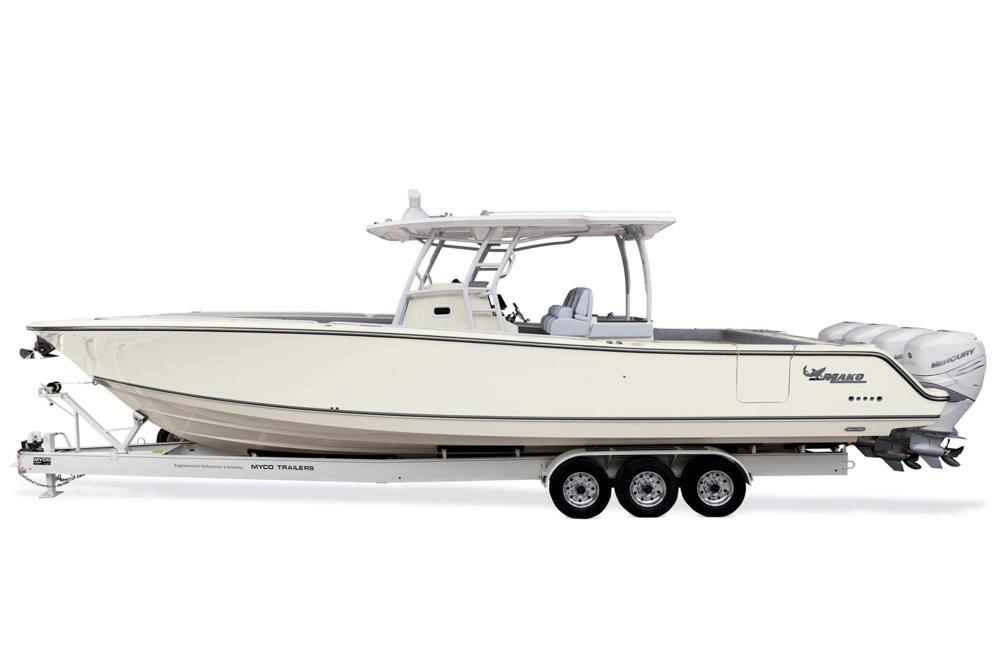 2020 Mako 414 CC in Eastland, Texas - Photo 6