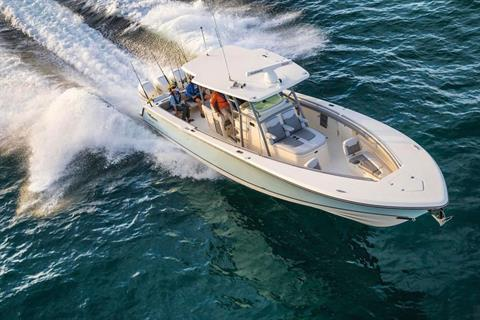 2020 Mako 414 CC in Eastland, Texas - Photo 10