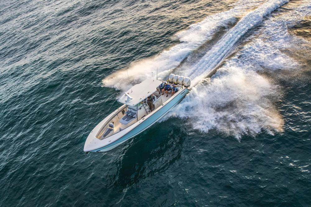 2020 Mako 414 CC in Eastland, Texas - Photo 15