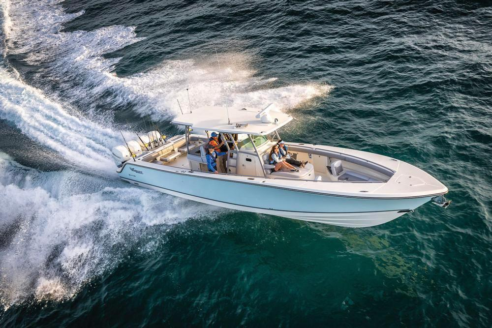 2020 Mako 414 CC in Eastland, Texas - Photo 17