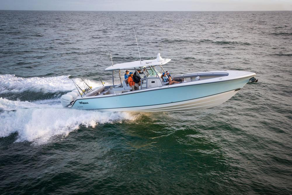 2020 Mako 414 CC in Eastland, Texas - Photo 19