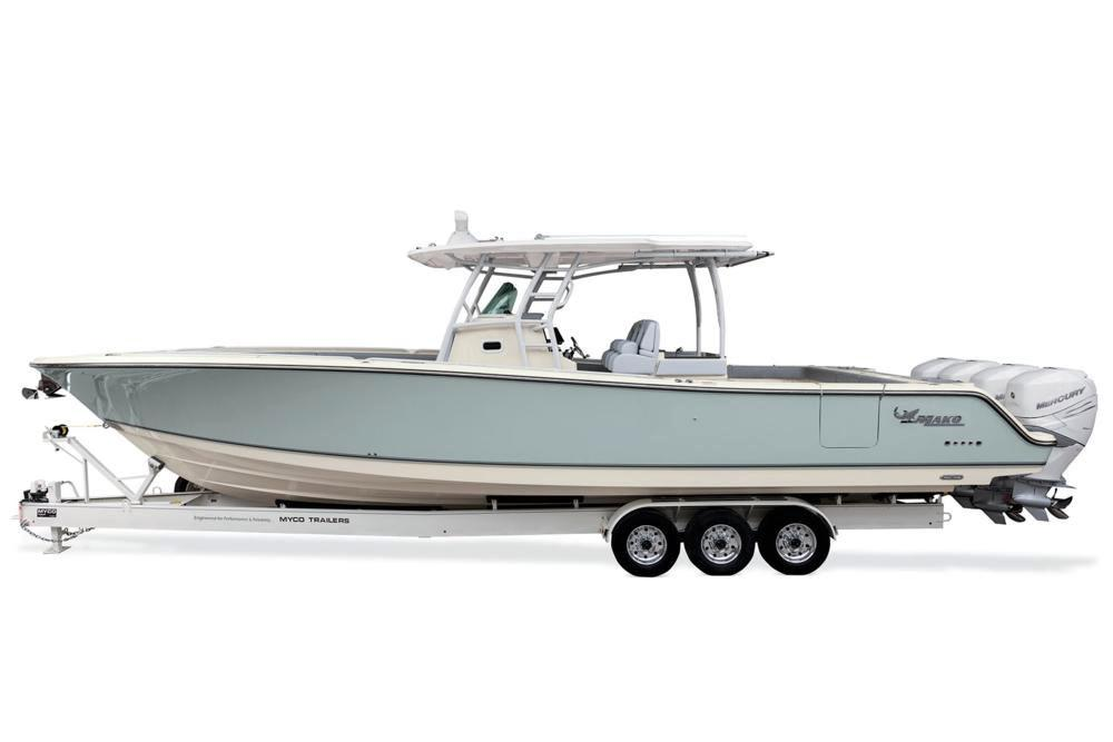2020 Mako 414 CC Family Edition in Eastland, Texas - Photo 4