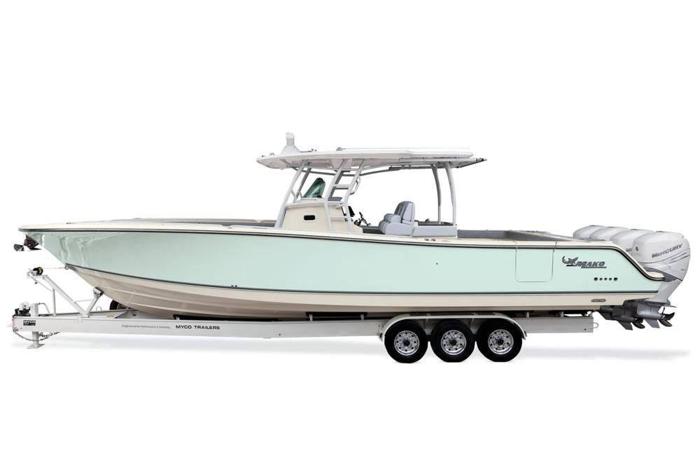 2020 Mako 414 CC Family Edition in Eastland, Texas - Photo 7