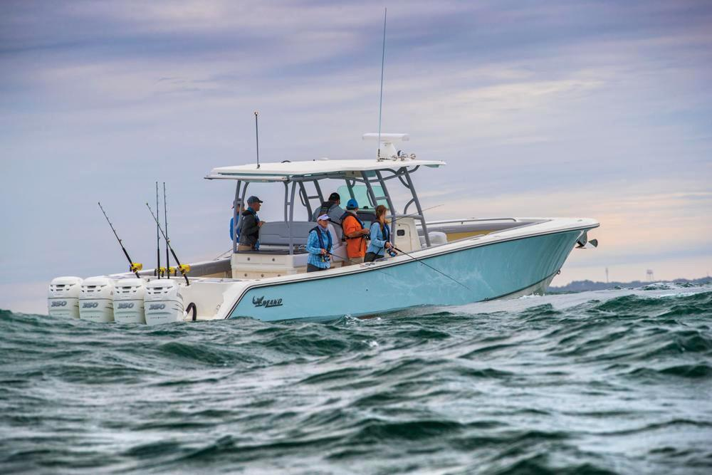 2020 Mako 414 CC Family Edition in Eastland, Texas - Photo 13