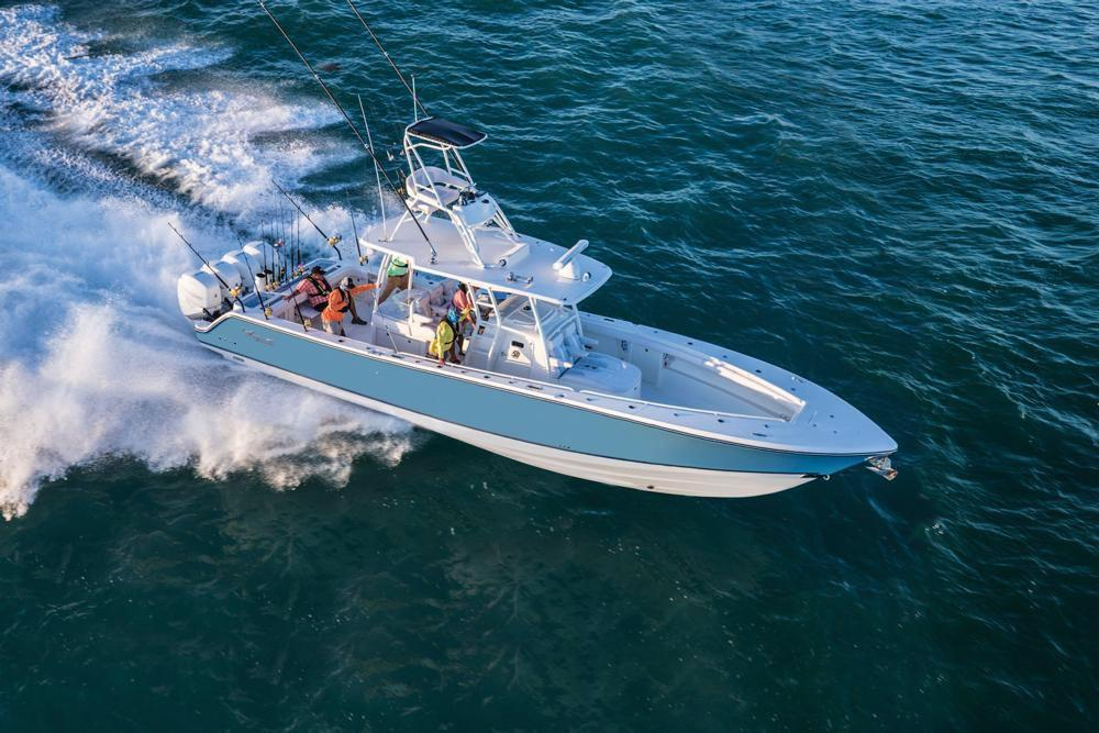 2020 Mako 414 CC Family Edition in Eastland, Texas - Photo 16