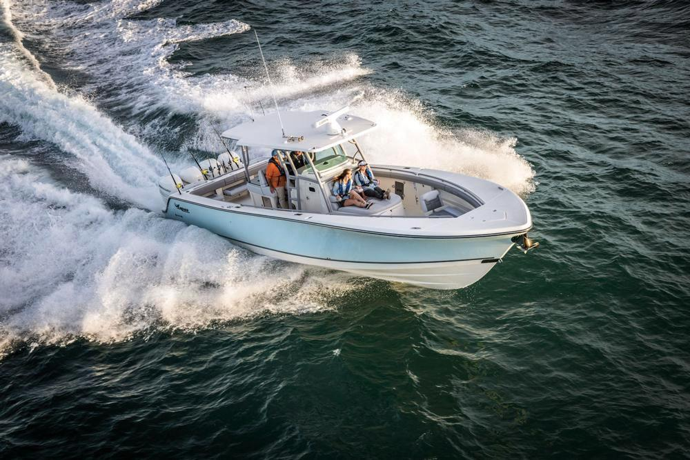 2020 Mako 414 CC Family Edition in Eastland, Texas - Photo 30