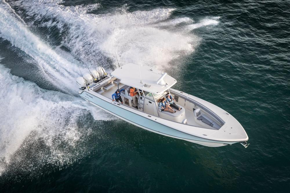 2020 Mako 414 CC Family Edition in Eastland, Texas - Photo 31