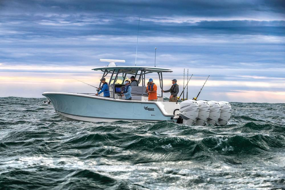 2020 Mako 414 CC Family Edition in Eastland, Texas - Photo 41