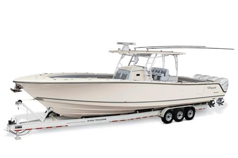 2020 Mako 414 CC Sportfish Edition in Eastland, Texas - Photo 1
